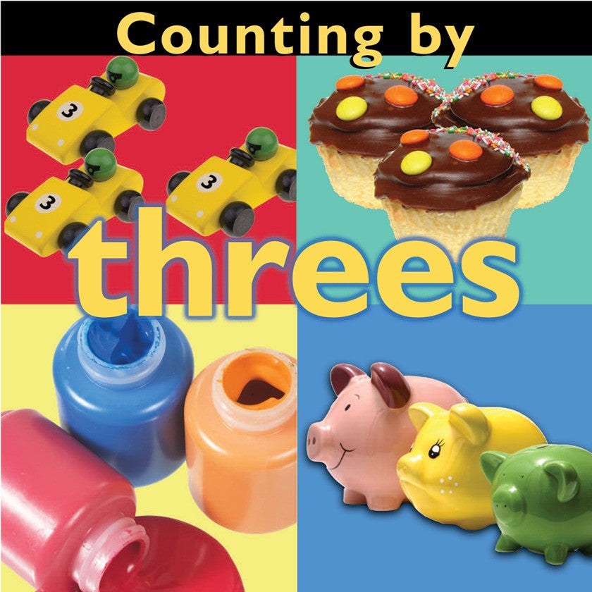 2008 - Counting By: Threes (eBook)