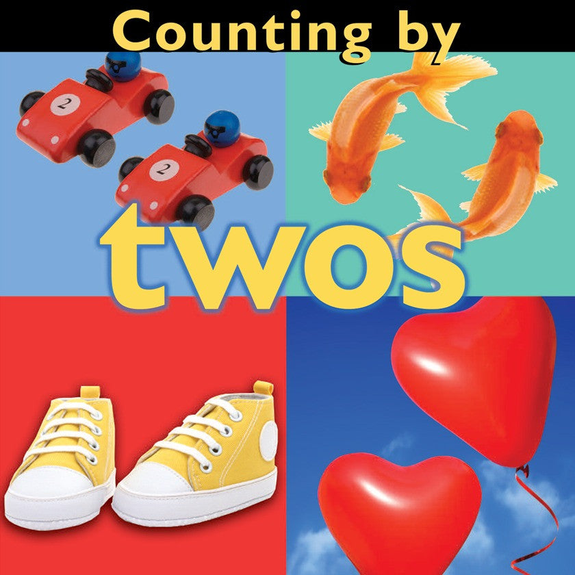 2008 - Counting By: Twos (eBook)