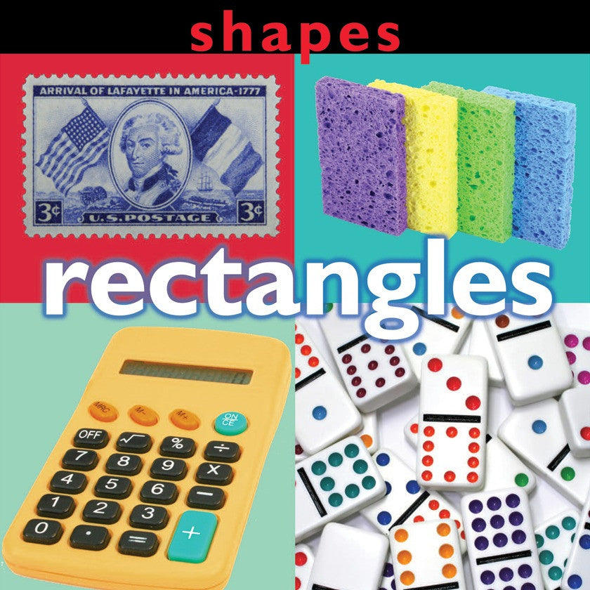 2008 - Shapes: Rectangles (eBook)