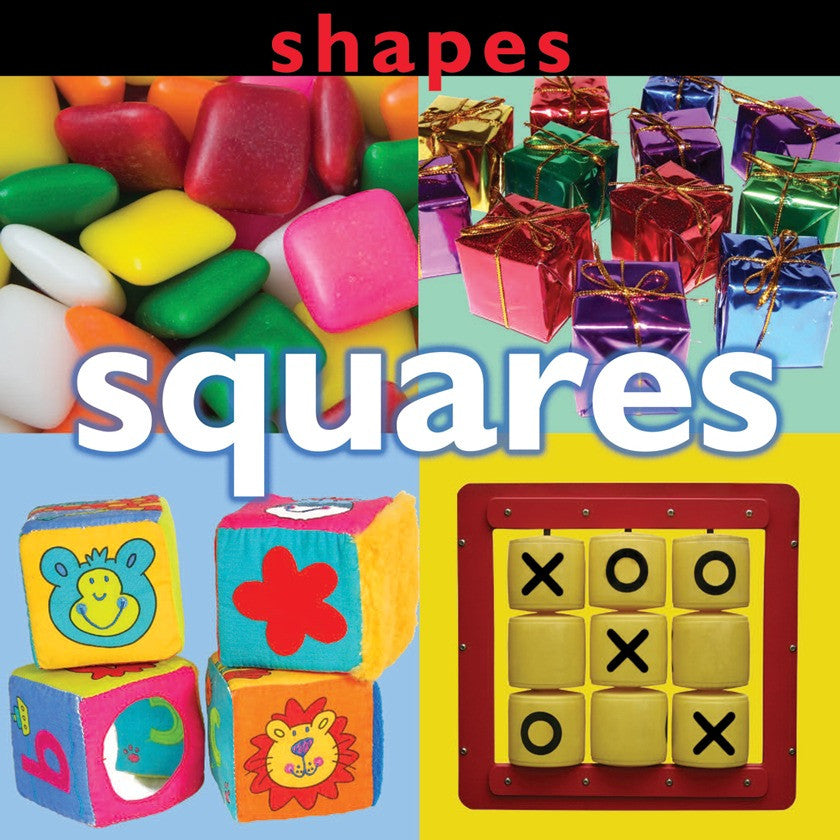 2008 - Shapes: Squares (eBook)