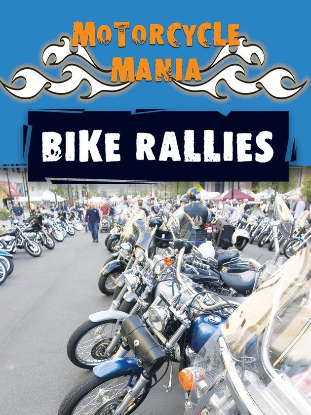 2008 - Bike Rallies (eBook)
