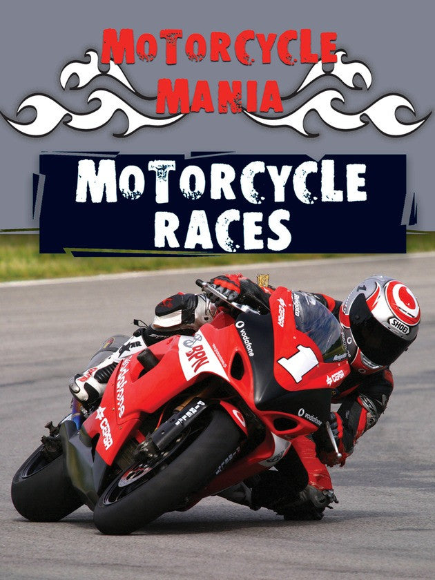 2008 - Motorcycle Races (eBook)