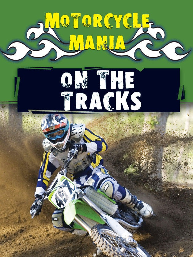 2008 - On The Tracks (eBook)