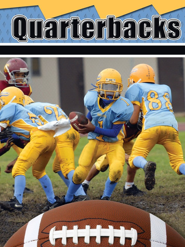 2008 - Quarterbacks (eBook)