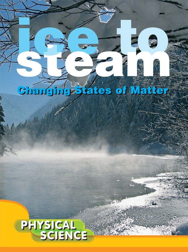 2011 - Ice To Steam (Paperback)