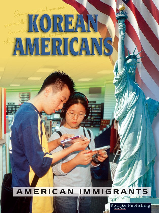 2008 - Korean Americans (eBook)