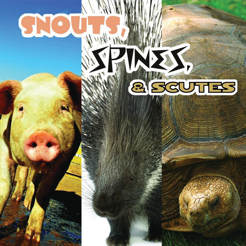 2009 - Snouts, Spines, and Scutes (eBook)