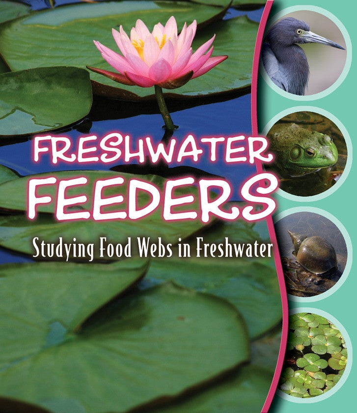 2009 - Freshwater Feeders (eBook)