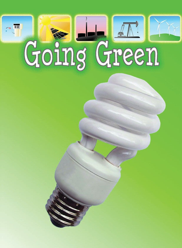 2009 - Going Green (Paperback)