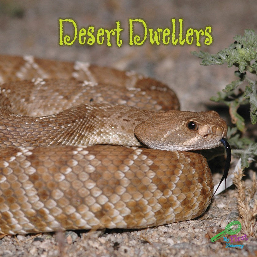 2009 - Desert Dwellers (eBook)