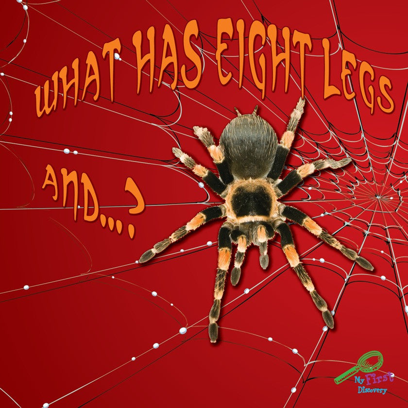 2009 - What Has Eight Legs And... ? (eBook)