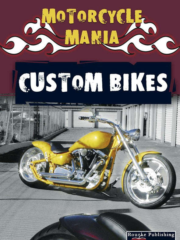 2008 - Custom Bikes (eBook)