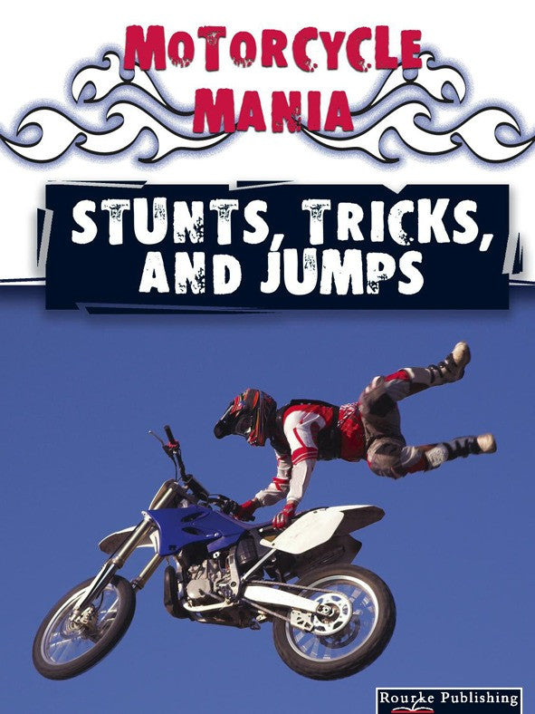 2009 - Stunts, Tricks, and Jumps (Interactive eBook)