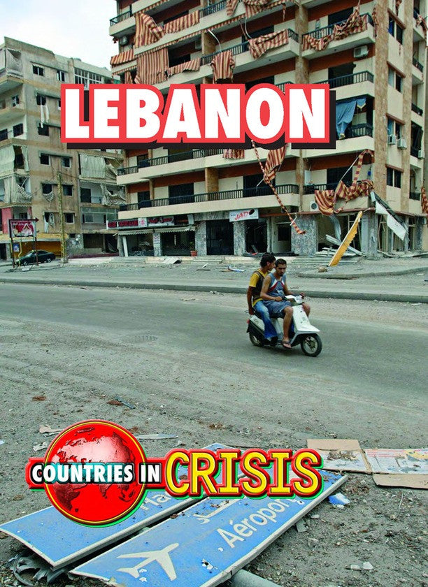 2008 - Lebanon (eBook)