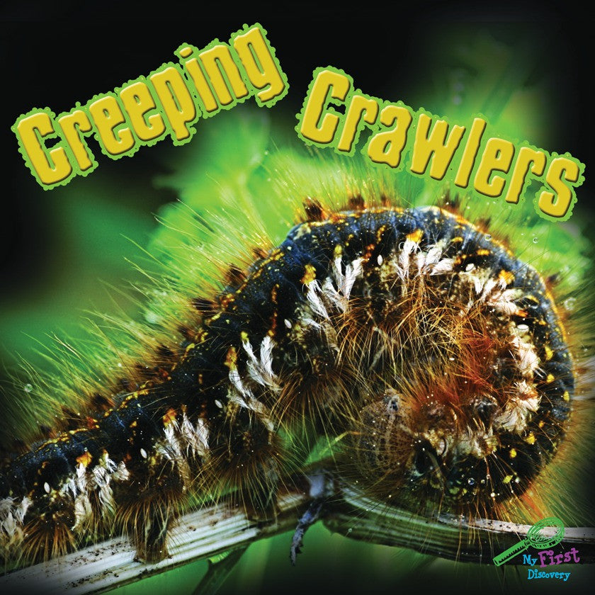 2009 - Creeping Crawlers (eBook)