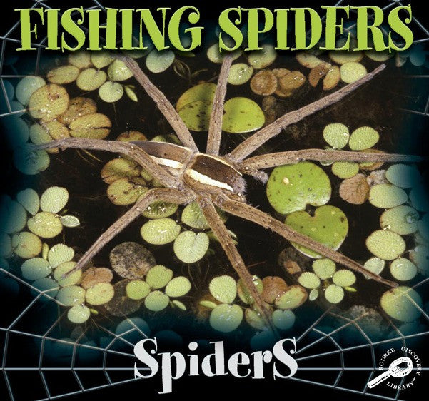 2006 - Fishing Spiders (eBook)