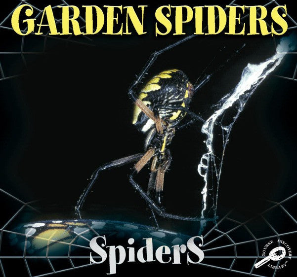 2006 - Garden Spiders (eBook)
