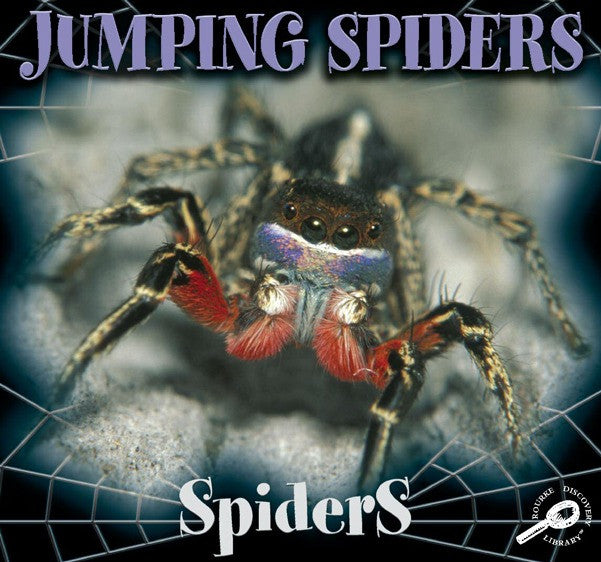 2006 - Jumping Spiders (eBook)
