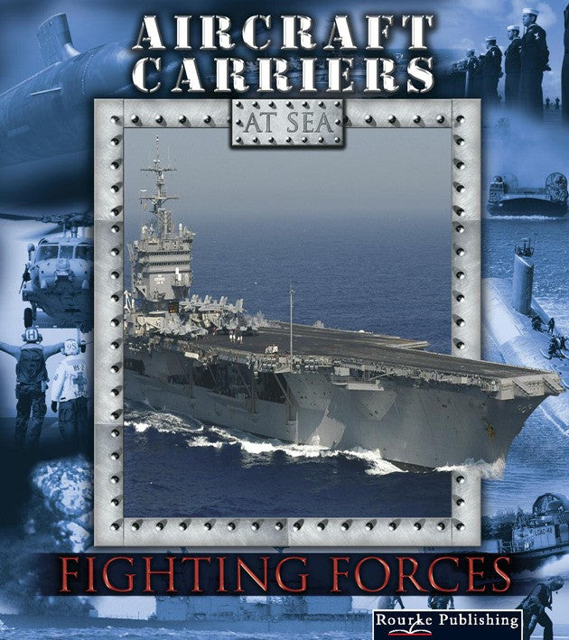 2006 - Aircraft Carriers At Sea (eBook)