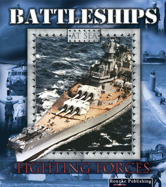 2006 - Battleships At Sea (eBook)