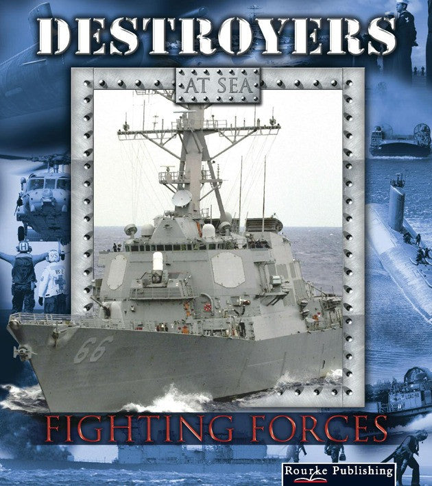 2006 - Destroyers At Sea (eBook)