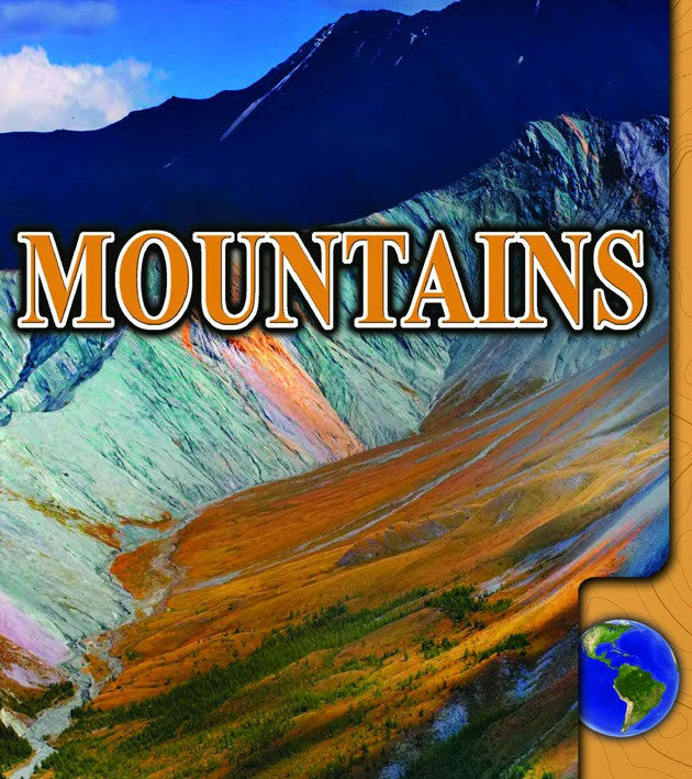 2008 - Mountains (Paperback)