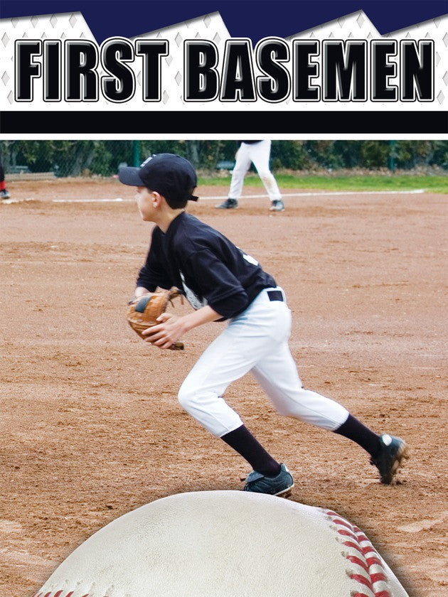 2010 - First Basemen (eBook)