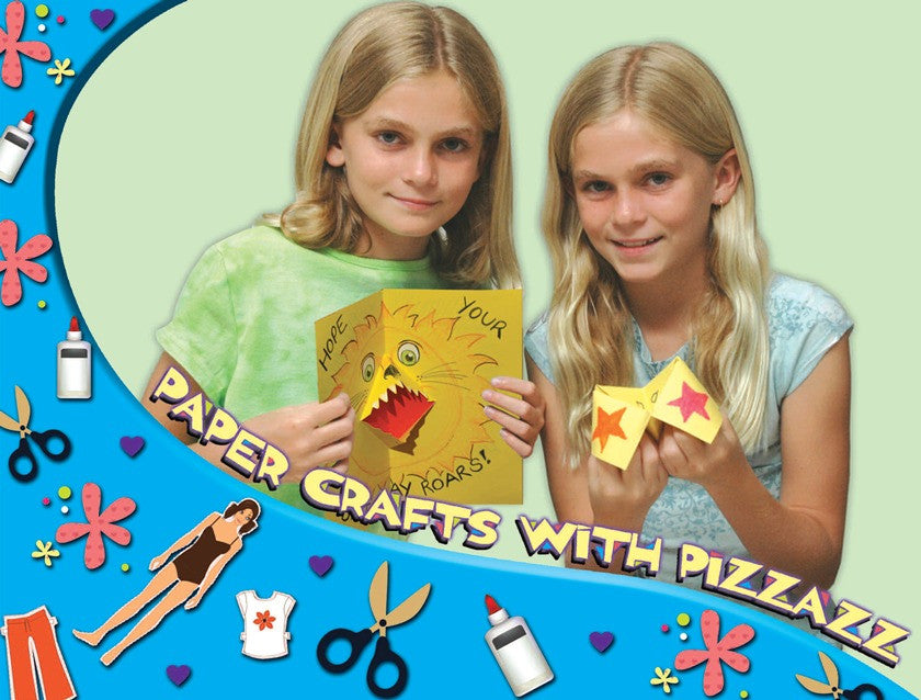 2010 - Paper Crafts With Pizzazz (eBook)