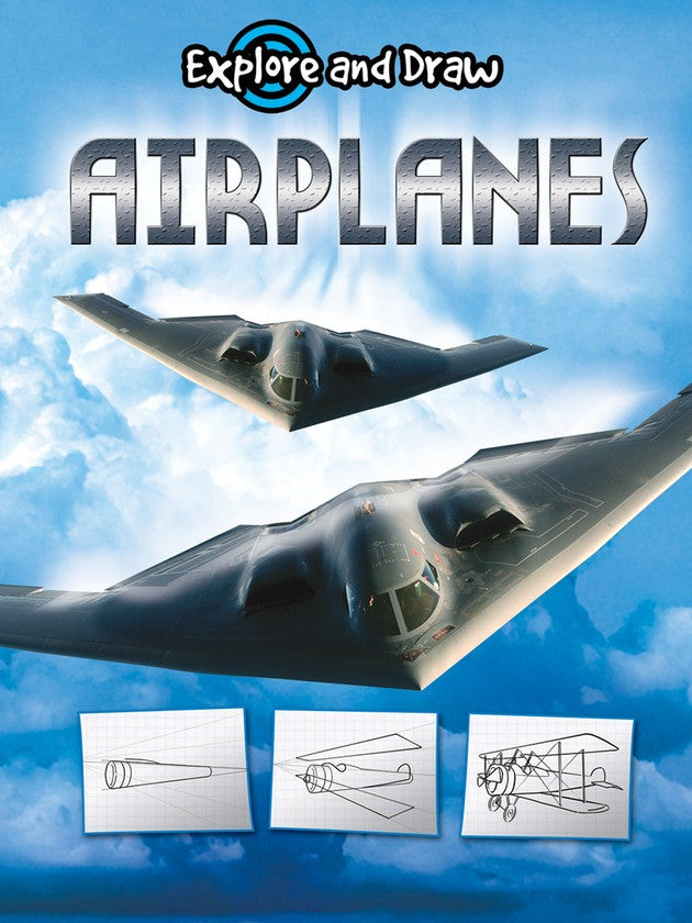 2010 - Airplanes, Drawing and Reading (eBook)