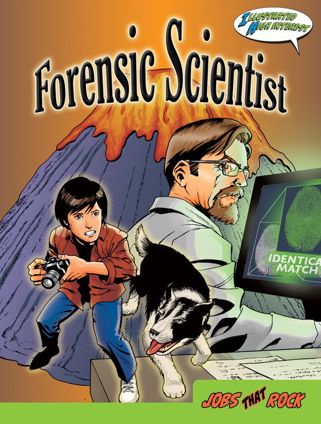 2010 - Forensic Scientist (eBook)