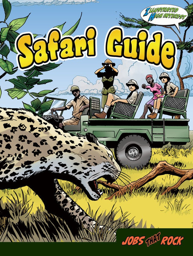 2010 - Safari Guide (eBook)