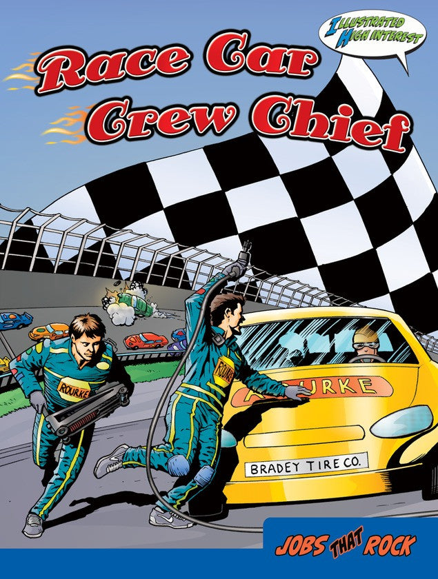 2010 - Race Car Crew Chief (eBook)