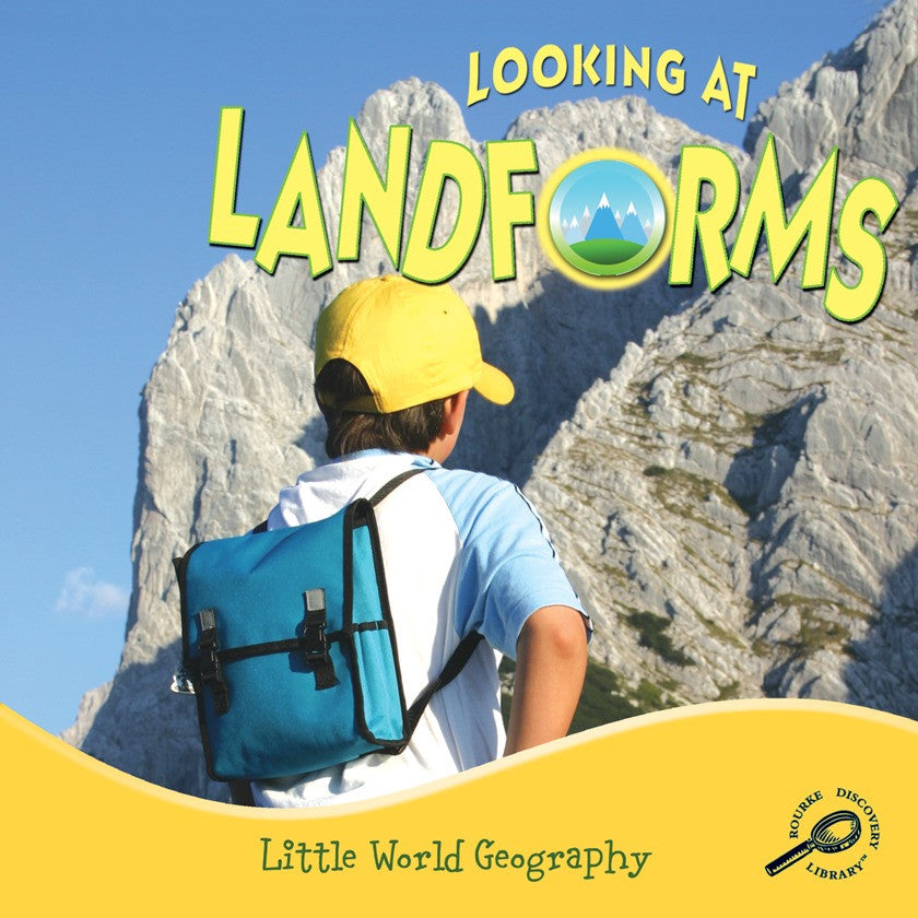2010 - Looking At Landforms (eBook)