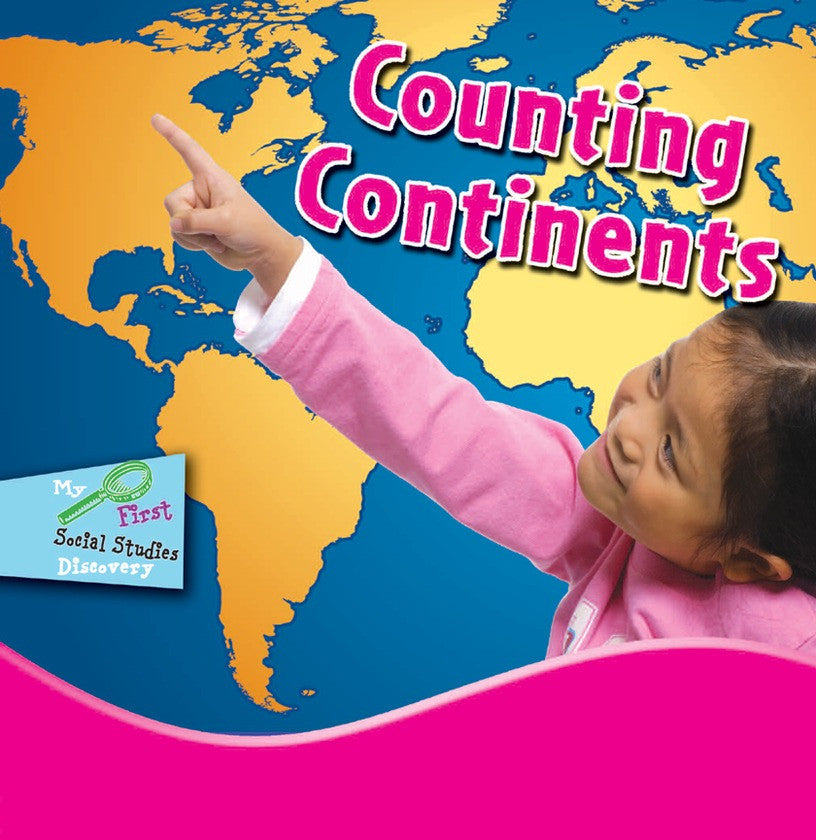 2010 - Counting The Continents (eBook)