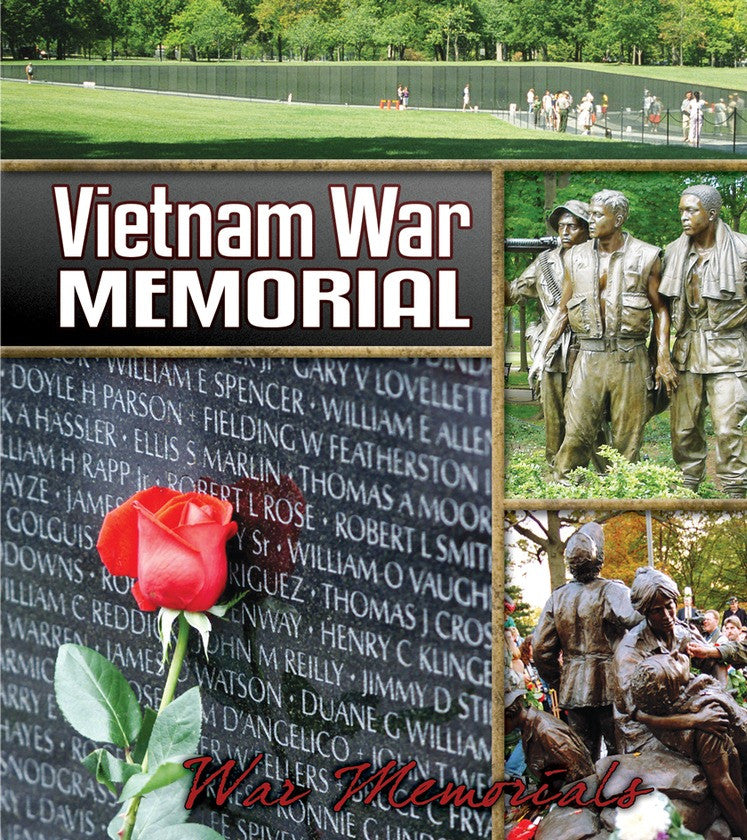2010 - Vietnam War Memorial (eBook)