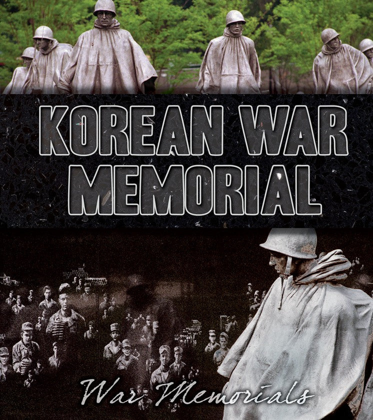 2010 - Korean War Memorial (eBook)