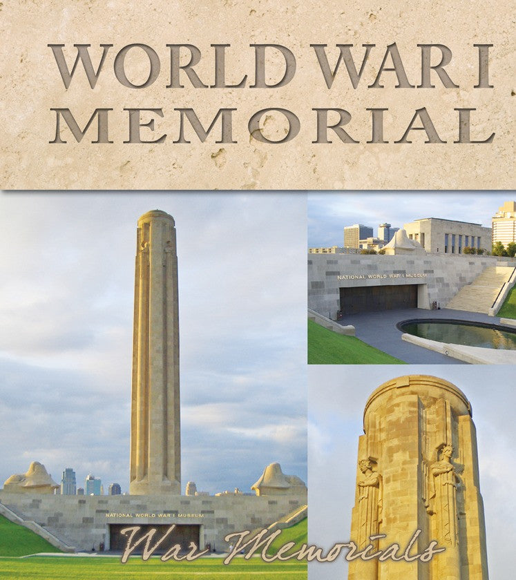 2010 - World War I Memorial (eBook)