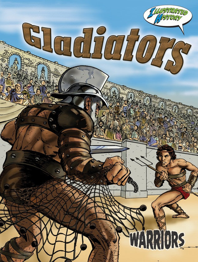2010 - Gladiators (eBook)