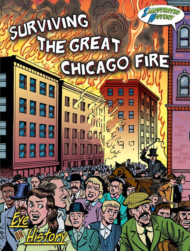 2010 - Surviving The Great Chicago Fire (eBook)