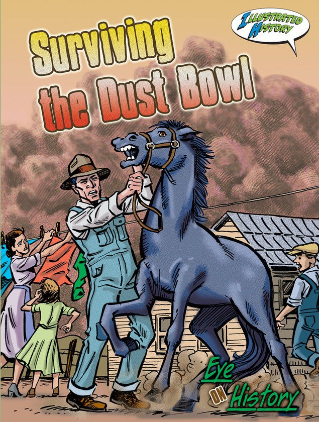 2010 - Surviving The Dust Bowl (eBook)