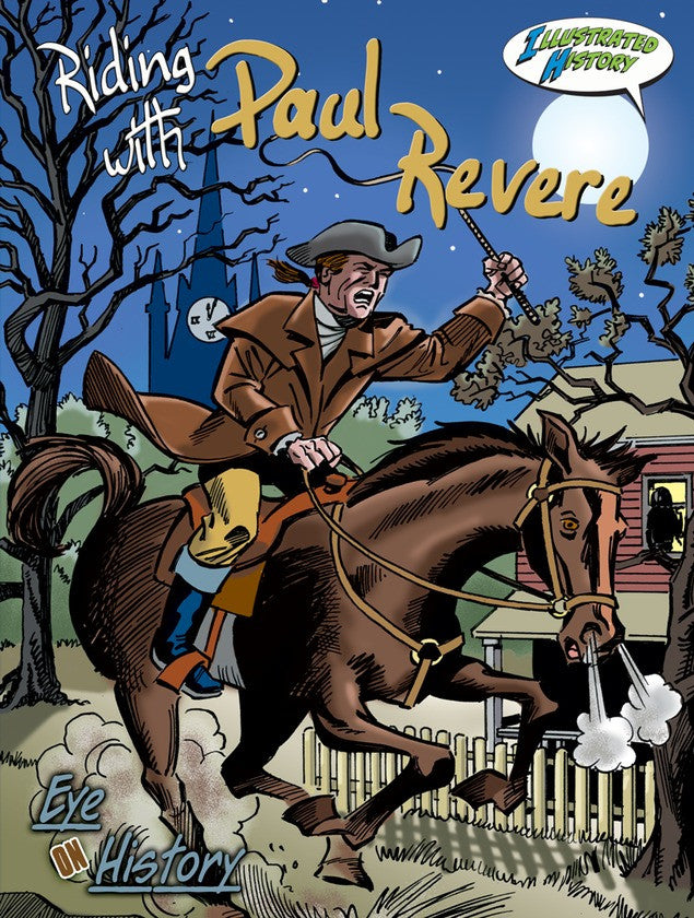 2010 - Riding With Paul Revere (eBook)