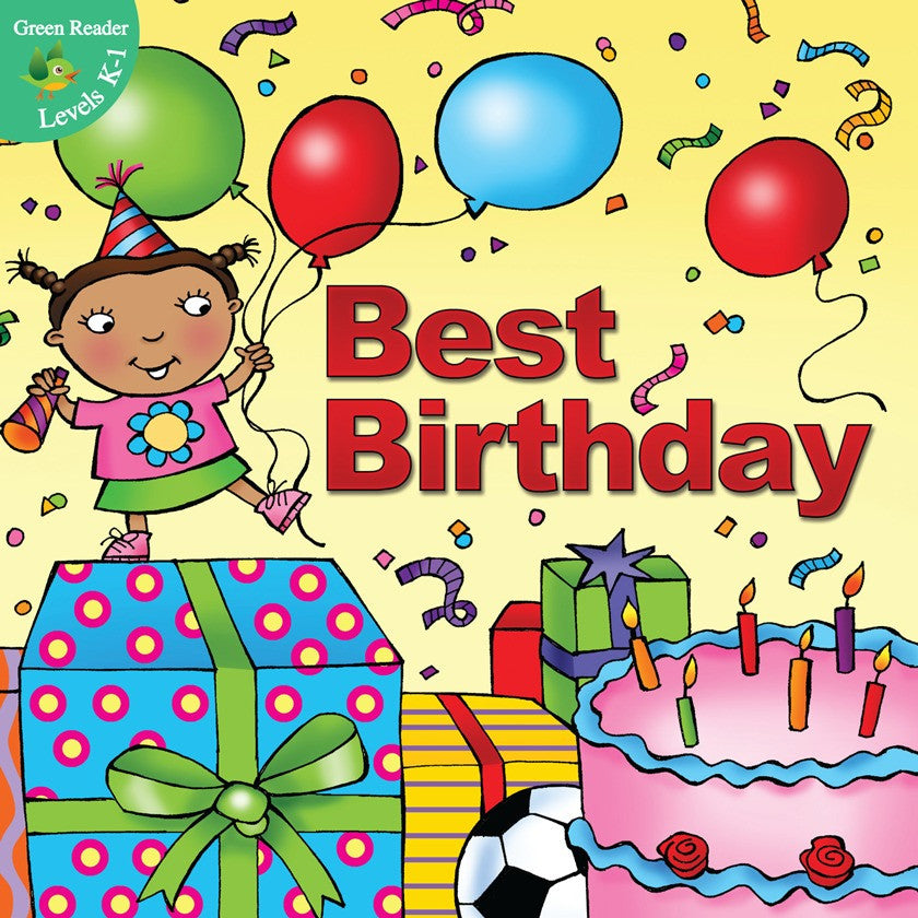 2012 - Best Birthday (eBook)