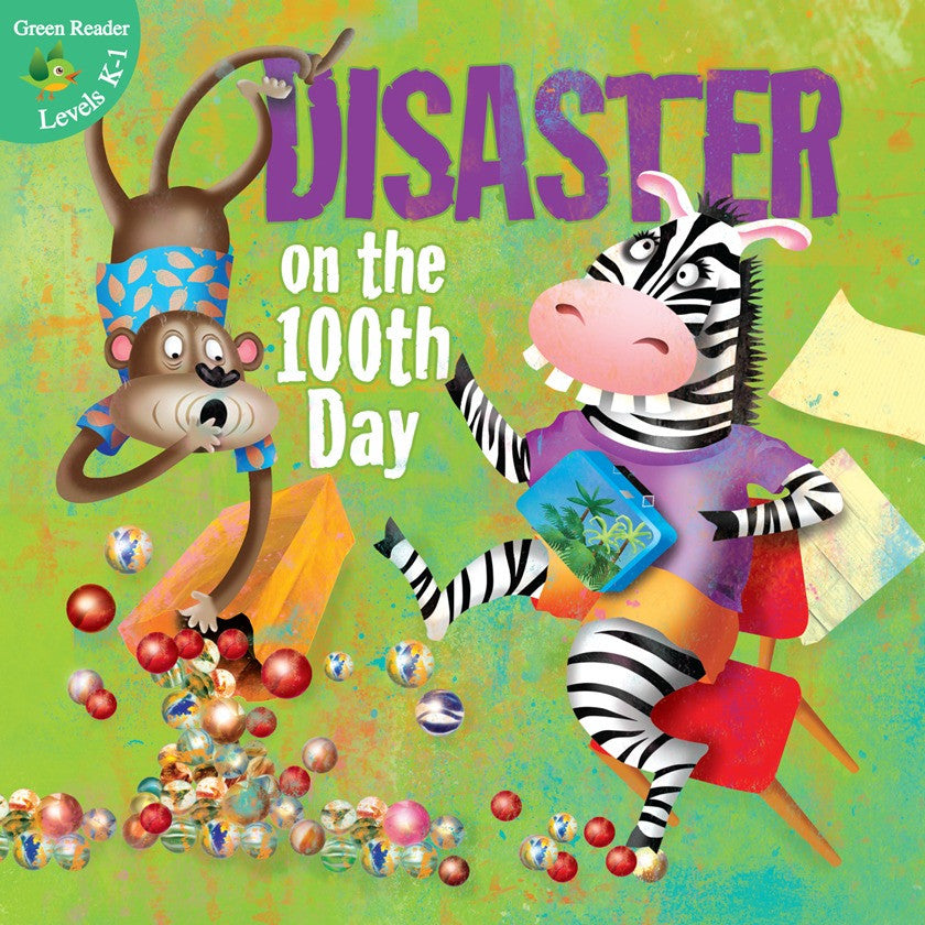 2012 - Disaster On The 100Th Day (eBook)