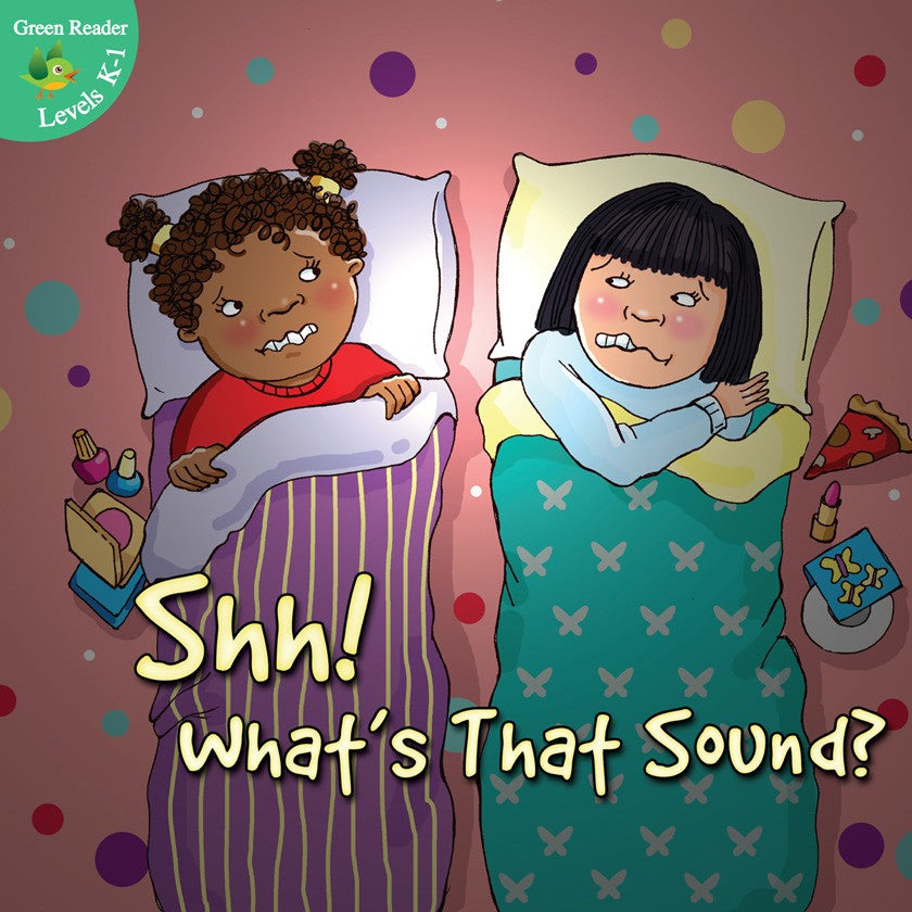 2012 - Shh! What's That Sound? (eBook)