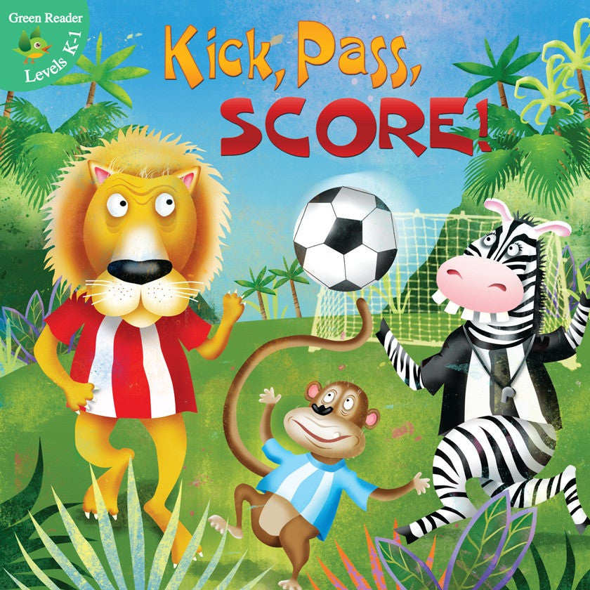 2012 - Kick, Pass, Score! (eBook)