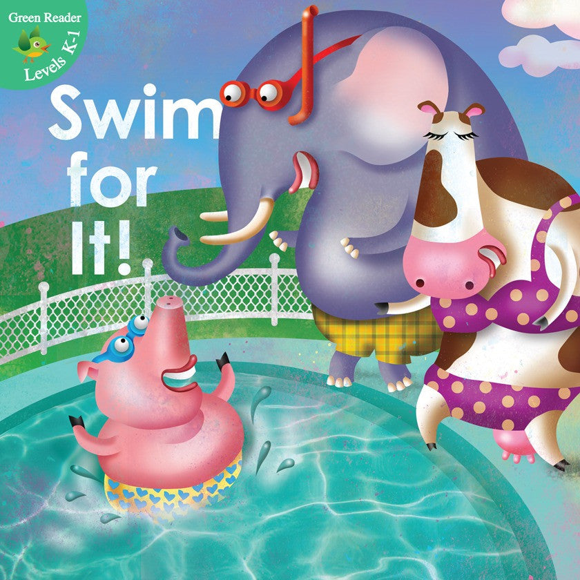 2012 - Swim For It! (Hardback)