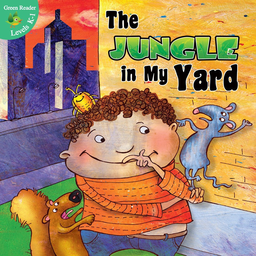 2012 - The Jungle In My Yard (eBook)