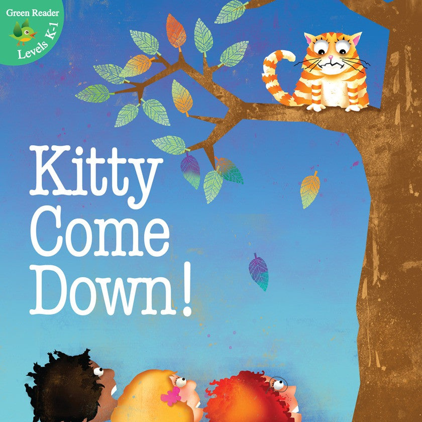 2012 - Kitty Come Down! (eBook)