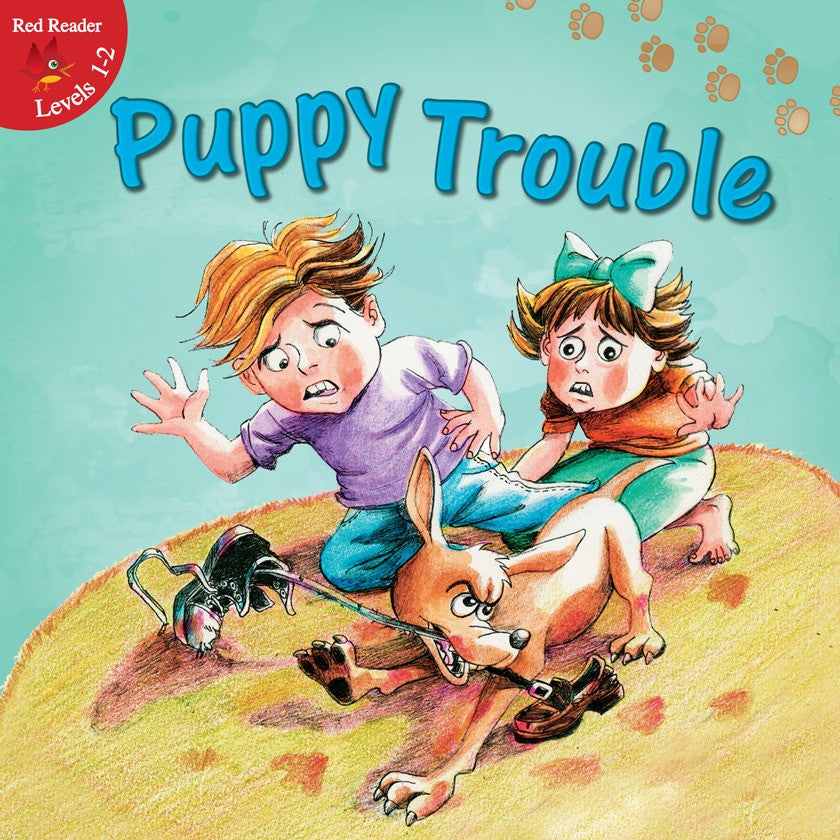 2012 - Puppy Trouble (eBook)