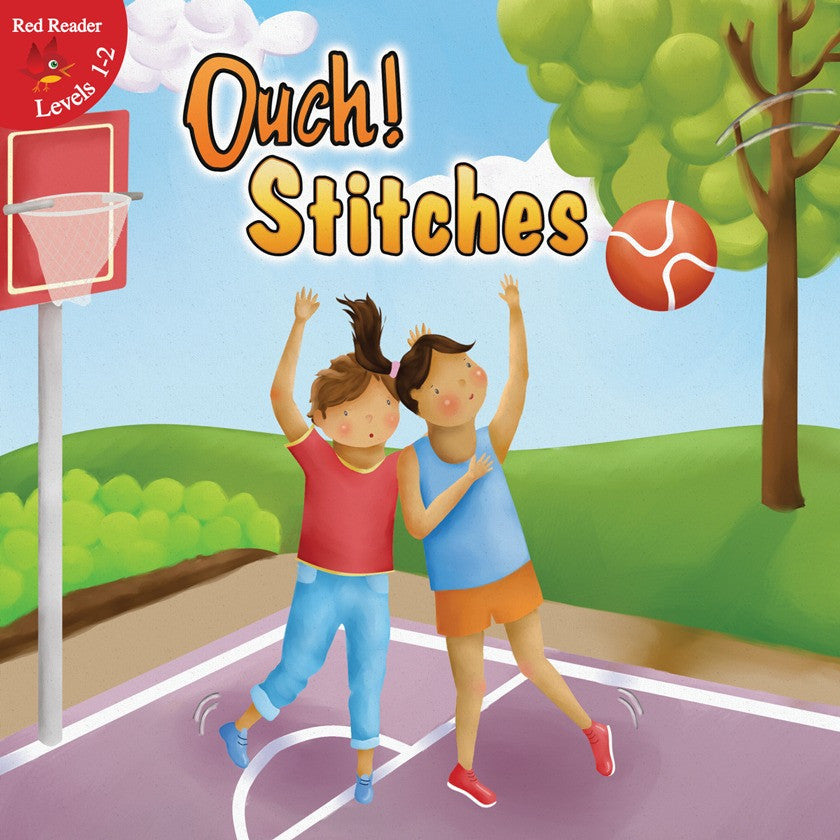 2012 - Ouch! Stitches (eBook)